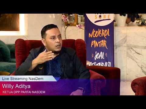 Ngopi Sore bersama Willy Aditya (Part 3)