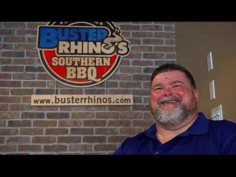 GLB Barstool Chats: Darryl Koster - Buster Rhino's Southern BBQ