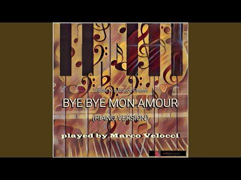 Bye Bye Mon Amour (Piano Version)