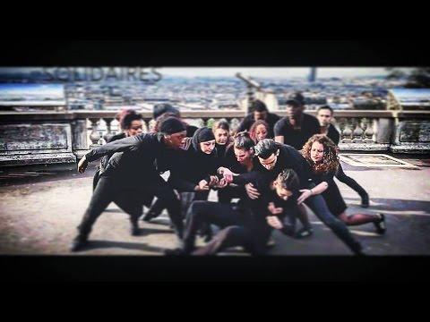 Peace and Love  contemporary dance choreography  by Thomas Bimai