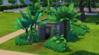 Live ASMR |  Let's relax and make tiny houses! [The Sims 4]