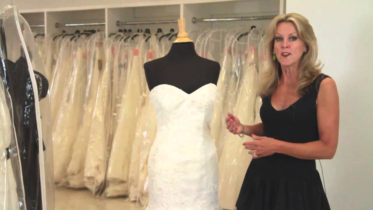 The Best Bridal Gown Fit for an Hourglass Body Shape : Wedding ...