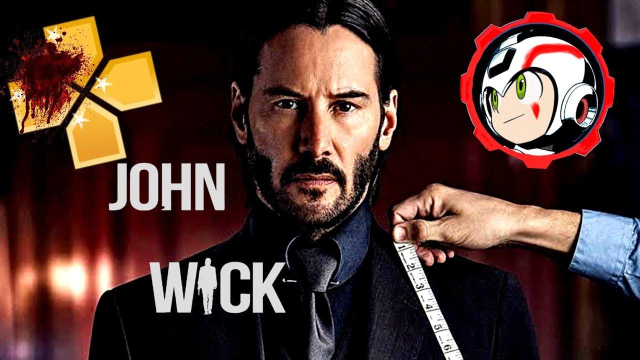John Wick O Mod Ppsspp Gameplay Youtube