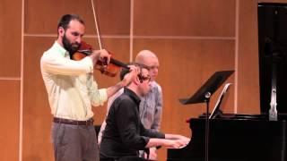 Bax: Viola Sonata - II. Allegro energetico