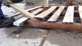 Pallet Wood Removal Tool That Works