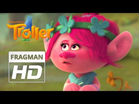 Trolls Movie Website clip