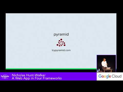 Nicholas Hunt-Walker: A Web App in Four Frameworks