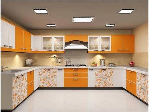 Top 50 Latest Indian Modular Kitchen Designs 2018- Plan N ...