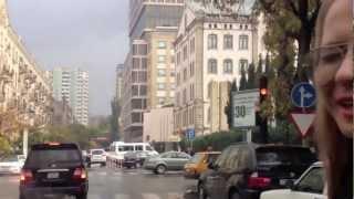 Трип Жени и Сабины в Баку :)