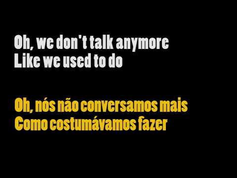 Charlie Puth ft Selena Gomez - We dont talk anymore 47