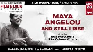 2016 Montreal Black film Festival Trailer