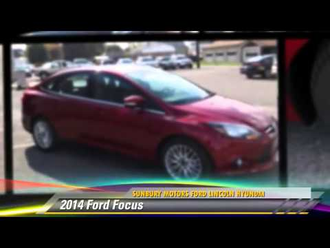 2014 Ford Focus Sunbury Pa Fc65 Youtube