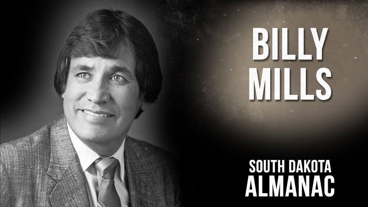 Billy Mills | South Dakota Almanac