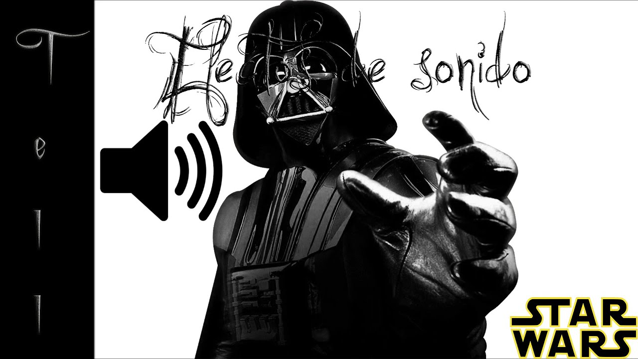 how to make darth vader voice effect