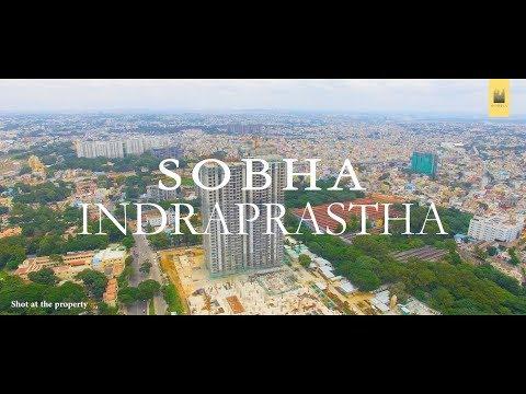Sobha Indraprastha Rajaji Nagar Bangalore Drone Video