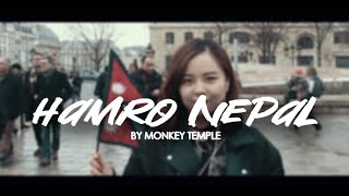 Monkey Temple - Hamro Nepal - Nepali band (Official Music Video HD quality )