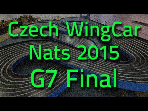 Czech WingCar Nats 2015 – G7 Final