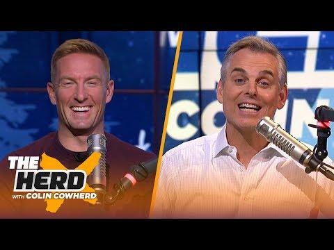 Joel Klatt previews Clemson vs Ohio State & Oklahoma vs LSU, talks USC recruiting | CFB | THE HERD