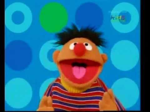 Muppet Voice Comparisons - Ernie