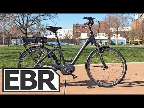 Kalkhoff Agattu B7 Video Review - Cheap High Quality Bosch City Electric Bicycle