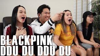 Blackpink - DDu-Du DDu-Du (Reaction Video)