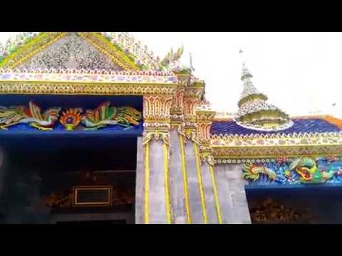 Oknha Meas | Very Loud Chinese Tour Guide at Thai Palace