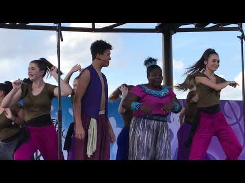 Disney Aladdin jr Disney National Performing Arts Festival 2019