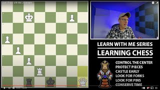 Learn Chess with Me Livestream