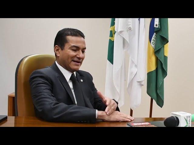 Entrevista com MARCOS PEREIRA - Deputado Federal e Presidente do Republicanos