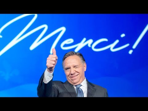 Quebec elects CAQ majority government