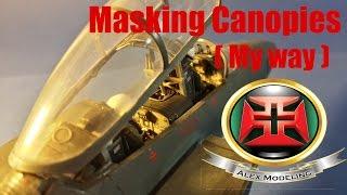 #Masking #Canopies #Tutorial
