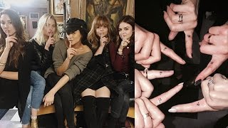 Pretty Little Liars Cast Get Matching Tattoos After Series Filming Wraps