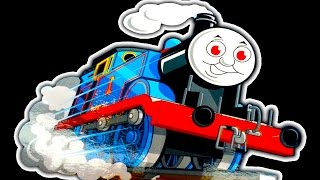 Disney Dark Side Knockoff Toy Hunting Thomas The Tank Trap & Surprise Toys