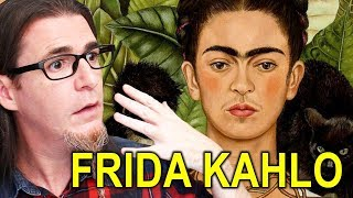 THE OTHER FACE OF FRIDA KAHLO. CRITICISM OF ART TO HIS WORK