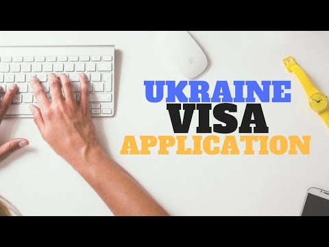 Ukraine Visa Application