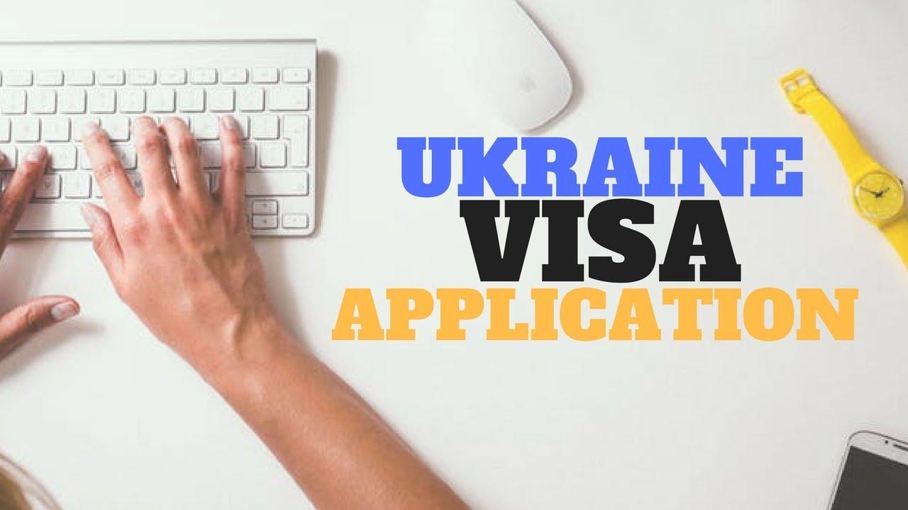Ukraine Visa Lottery Application Form