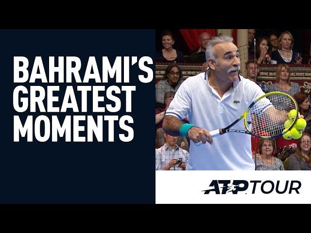 Mansour Bahrami: Best Trick Shots & Funny Moments!