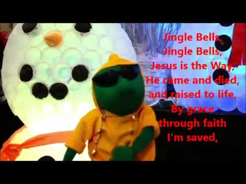 Jingle Bells Hip Hop Rap Remix Jesus is the Way Beacon Light with Hoodee and Cheeto Tuesday Club ...