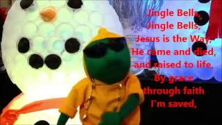Jingle Bells Hip Hop Rap Remix Jesus is the Way   Beacon Light with Hoodee and Cheeto Tuesday Club