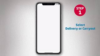 How to order Delivery via Mobile App screenshot 4