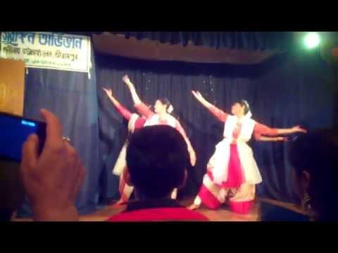 Aham rudre(Durga Stuti) Dance performance