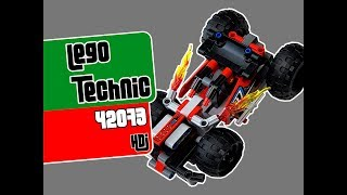LEGO Technic CRASH - 42073 #7