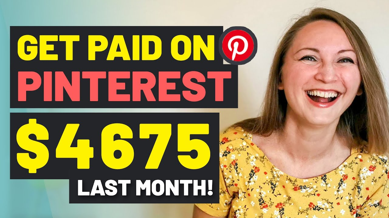How to Get Paid on Pinterest – $4675 of Ad Income with Pinterest Traffic on My Blogs Last Month