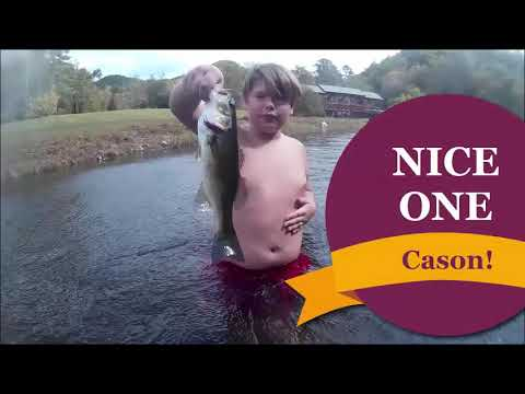 Fishing The Tellico River For Small Mouth