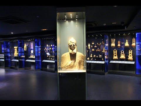 Κύπρος - Αρχαία Τέχνη και Πολιτισμός / Cyprus - Ancient Art and Culture, Museum of Cycladic Art