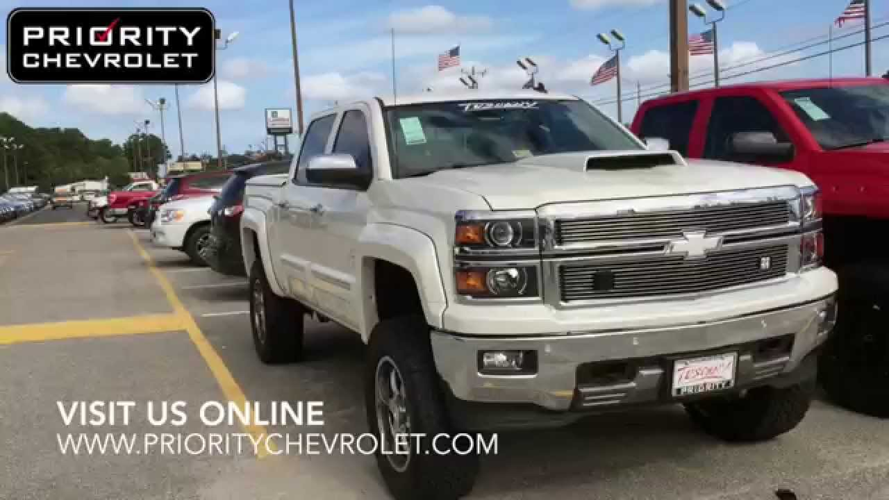 Truck chevy concept truck : Tuscany Trucks at Priority Chevrolet: Concept One, Badlander ...