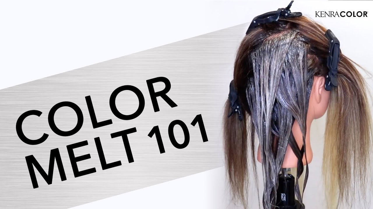 101: Learning the Basics of Color Melt | Kenra Color