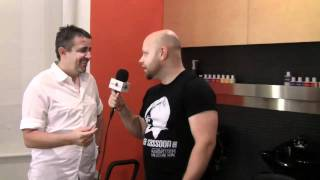 TheSalonGuy with Nick Arrojo