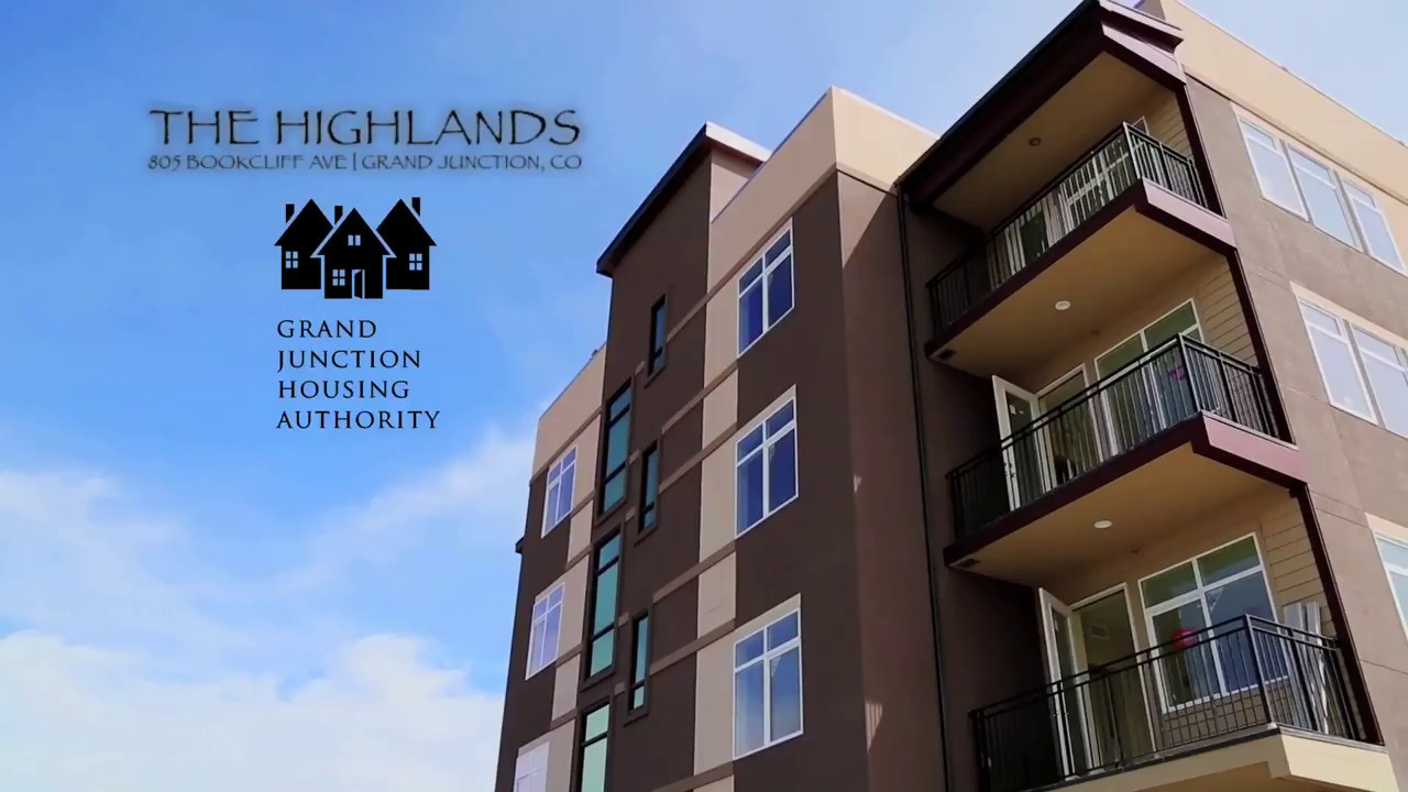 the highlands | grand junction housing authority - youtube
