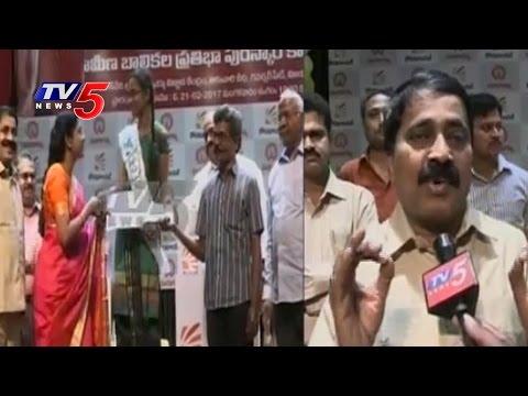 Coromandel Murugappa Group Scholarships for Girls in Rural Areas | Telugu News | TV5 News